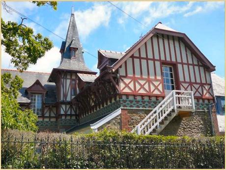 Villa Bel Esbat Dinard